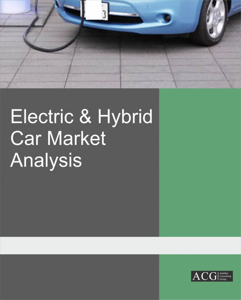 Electric and Hybrid Car Market report