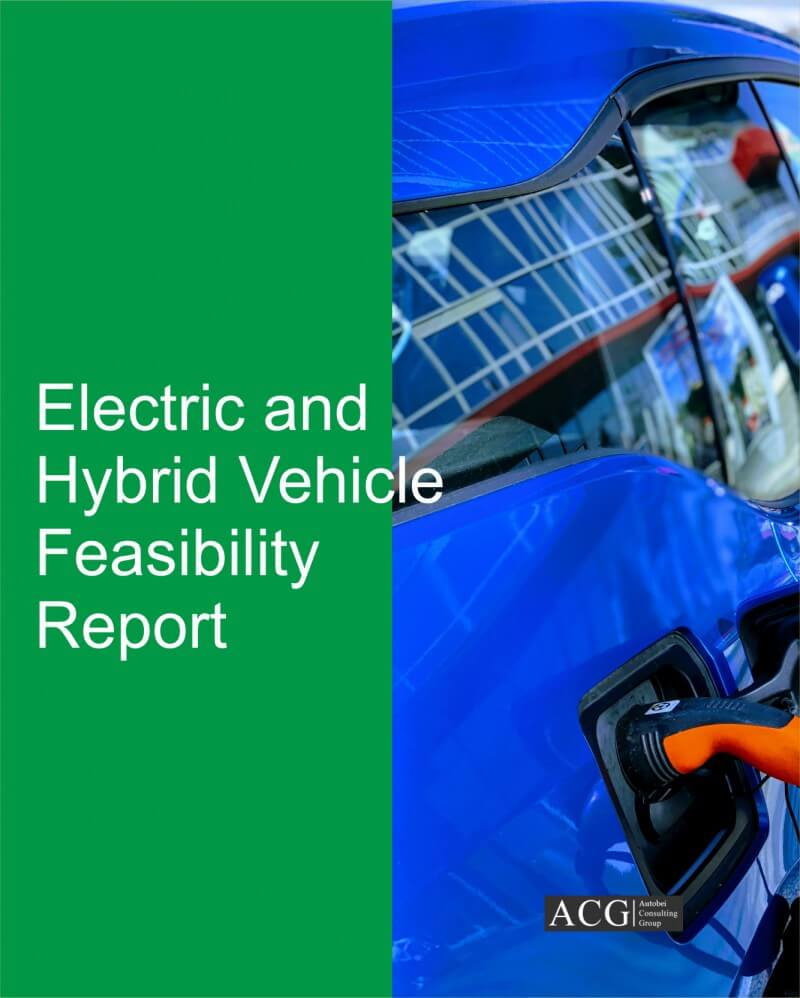 Electric and Hybrid Electric vehicle Feasibility report