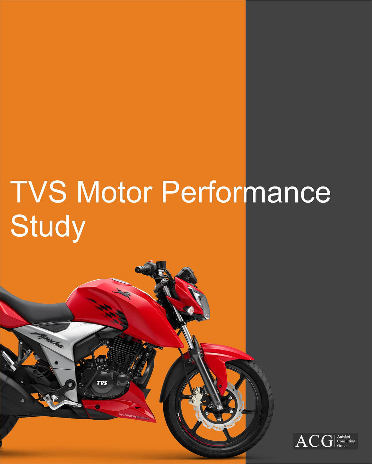 TVS Motor Company Analysis 2019