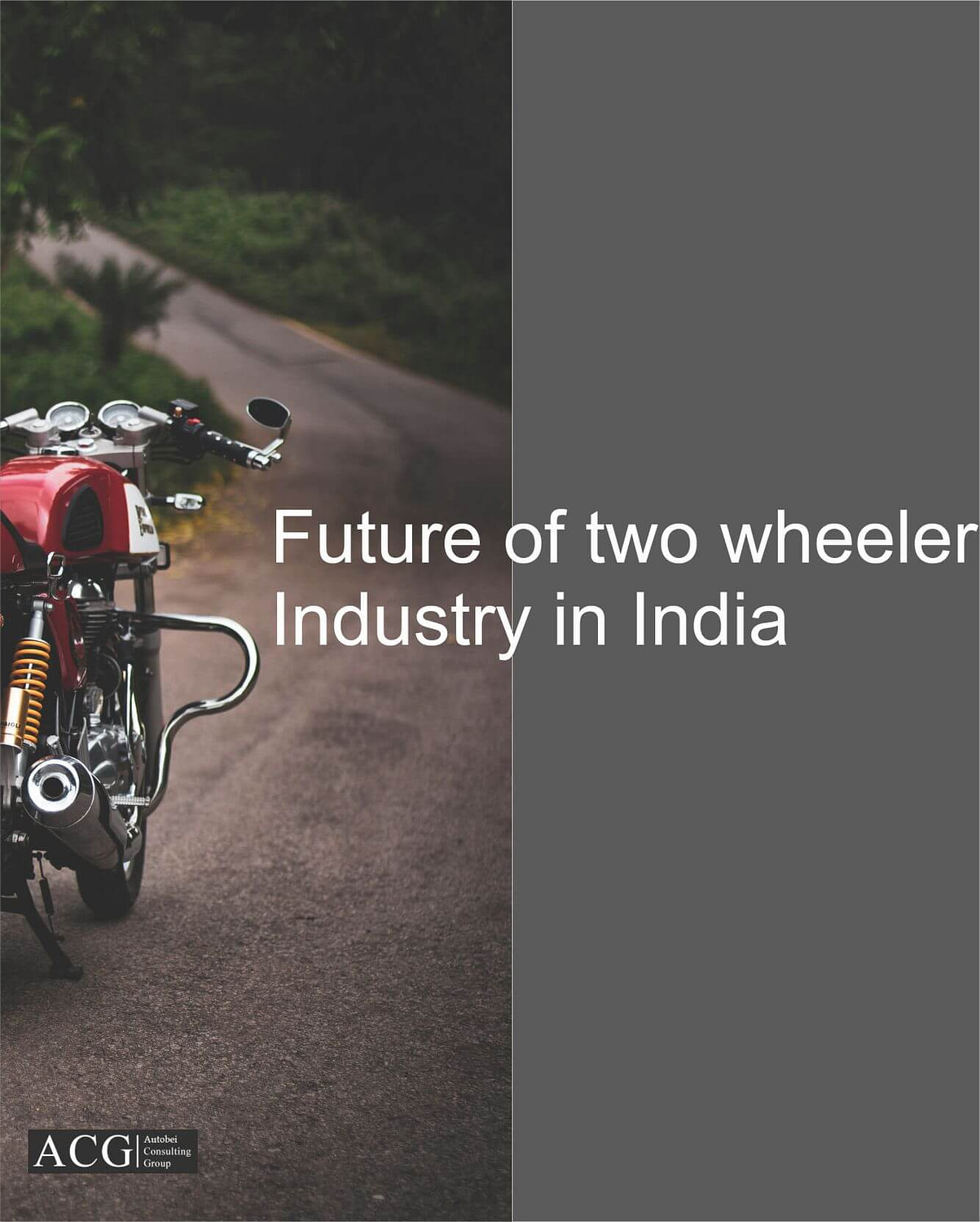 Future of two wheeler Industry in India