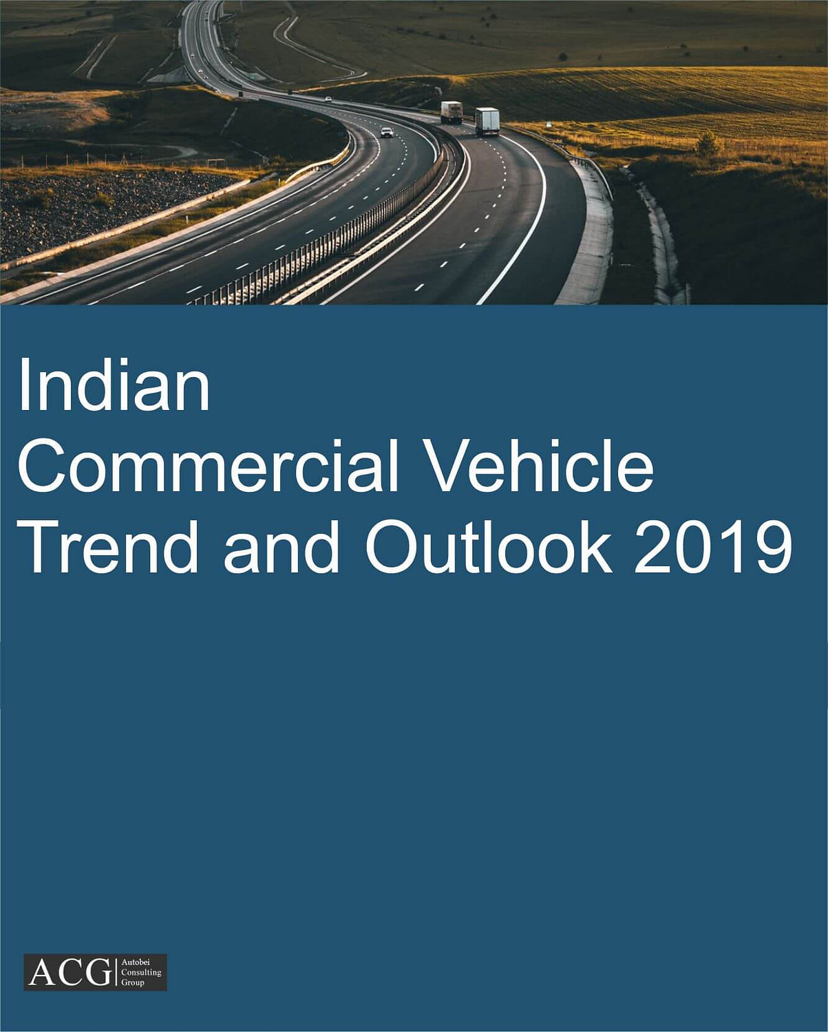Indian Commercial Vehicle Trend and Outlook 2019