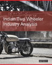 Indian Two Wheeler Industry Analysis 2018