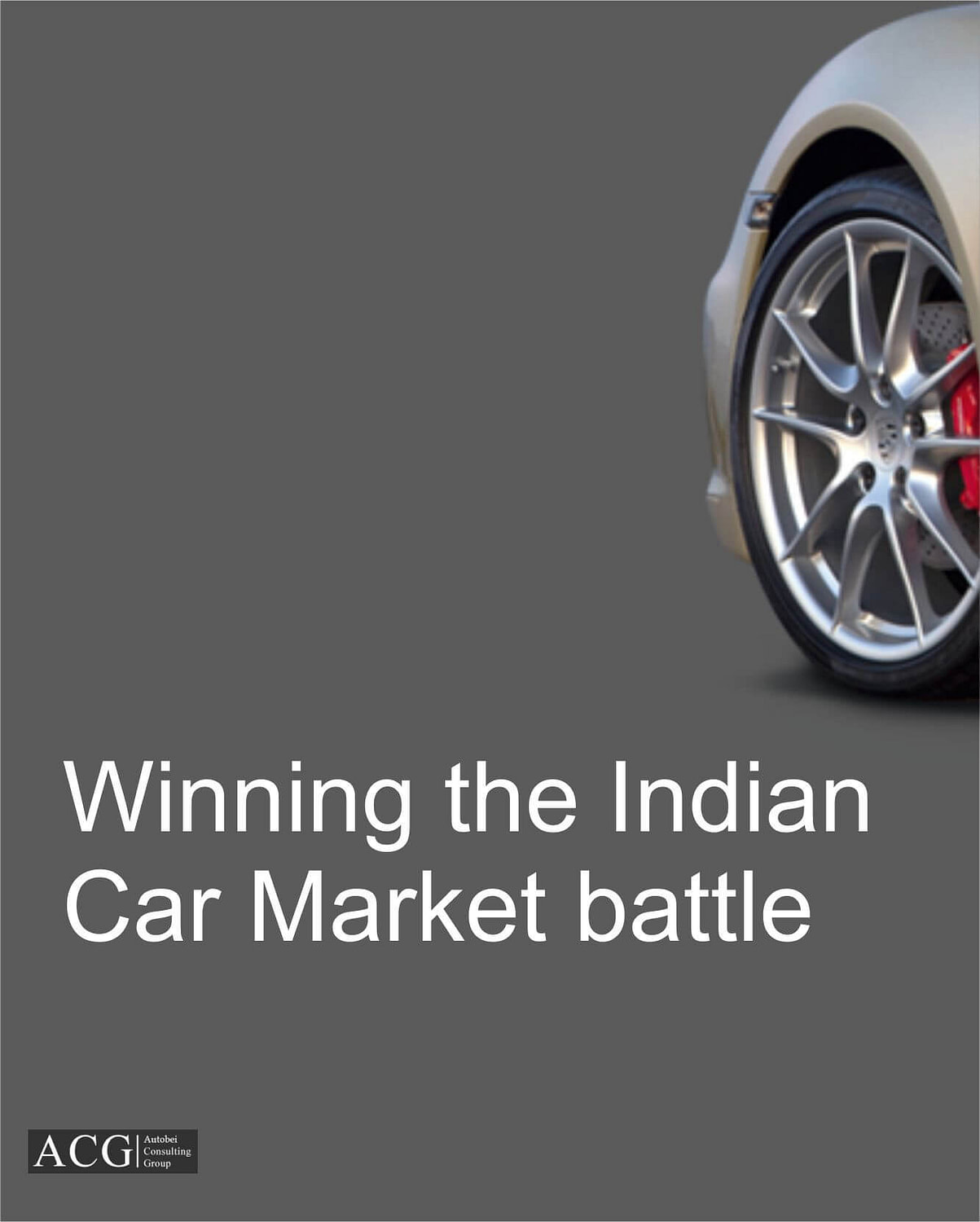 Winning the Indian Car Market battle