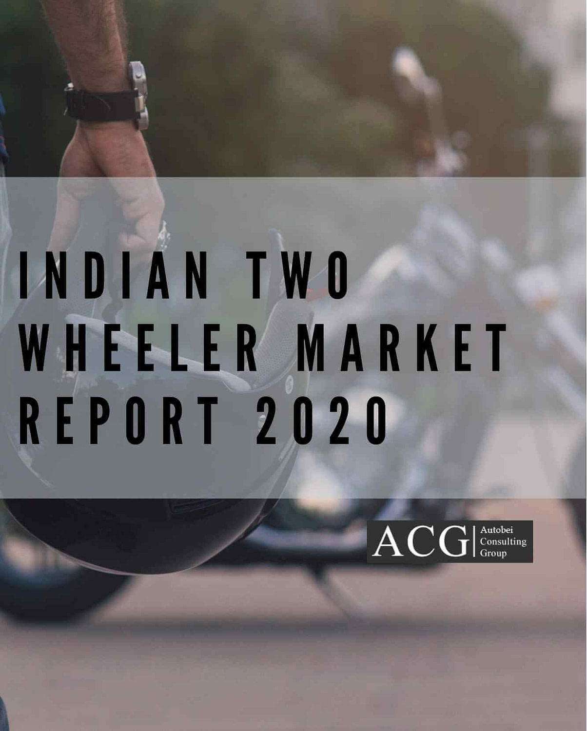 Indian Two Wheeler Market report 2020 and Forecast