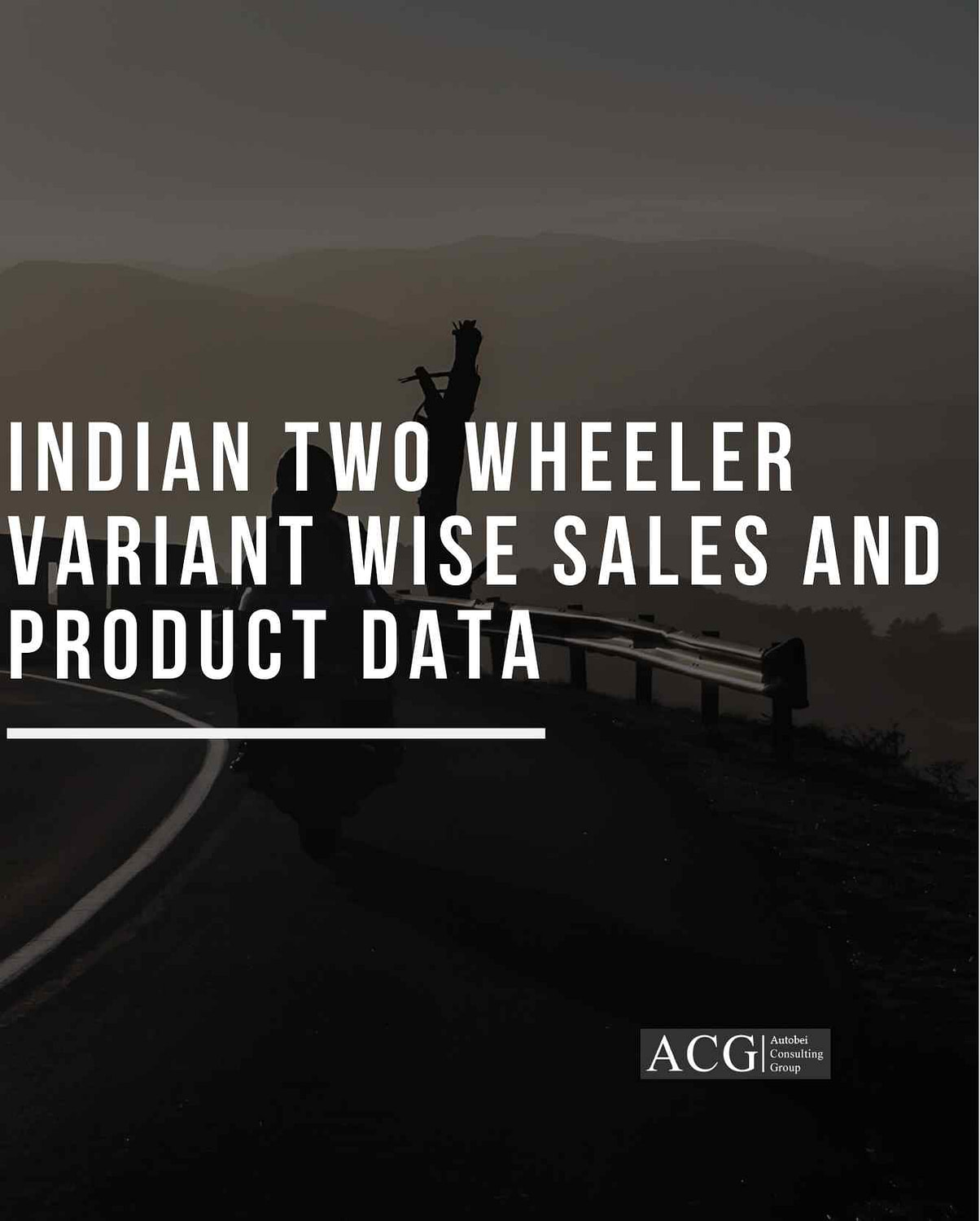 Indian Two Wheeler variant wise Sales and Product Data