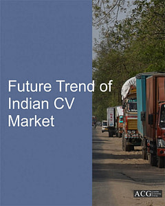 Future trend of Indian Commercial Vehicle market
