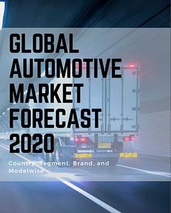 Global Automotive Market Forecast 2020 Analysis