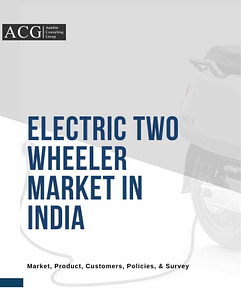 Electric Two Wheeler Market in India