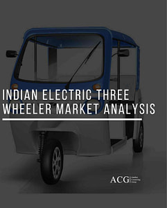 Growth Opportunities in India's Electric Three Wheeler Market