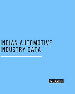 Indian Automotive Critical data