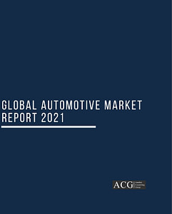 Global Automotive Market Report 2021 and Forecast