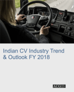 Indian commercial vehicle industry trends & outlook 2018