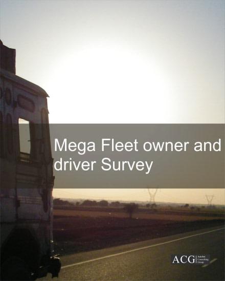 Mega Fleet owner and driver Survey India