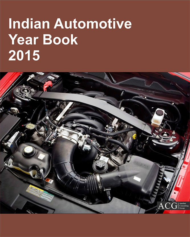 Indian Automotive Year Book 2015