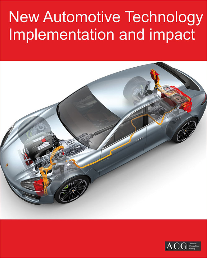 New Automotive Technology Implementation and impact