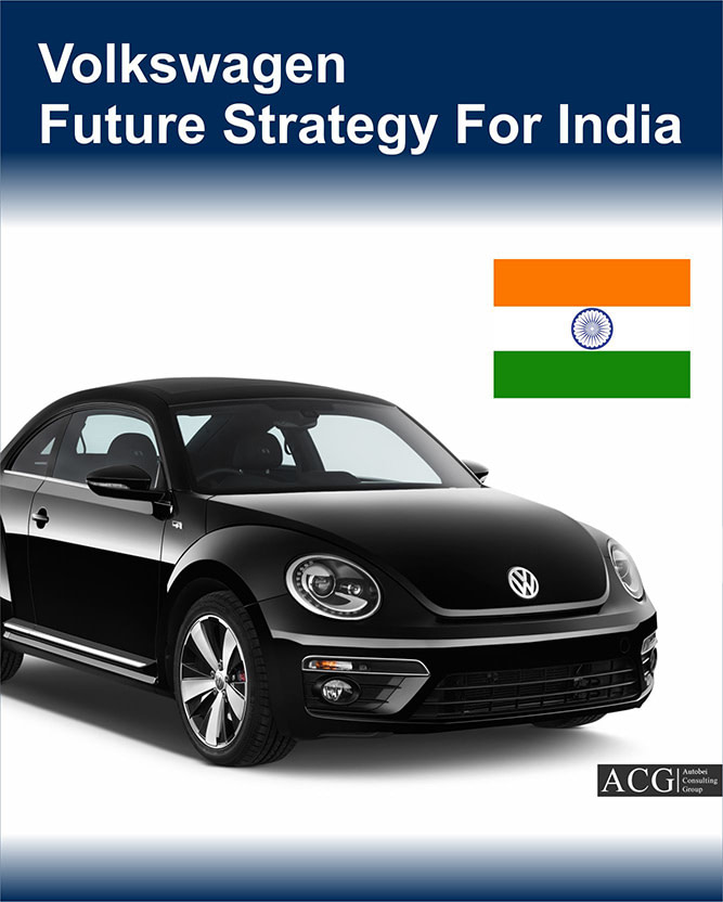 Volkswagen Future Strategy for India Report