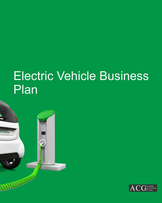 Electric Vehicle Business Plan
