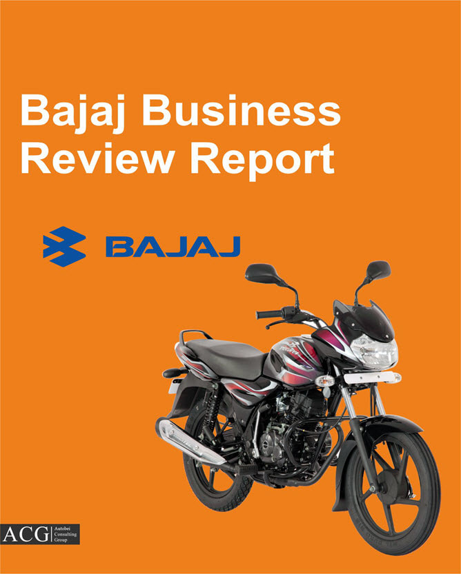 Bajaj Auto Strategy Analysis